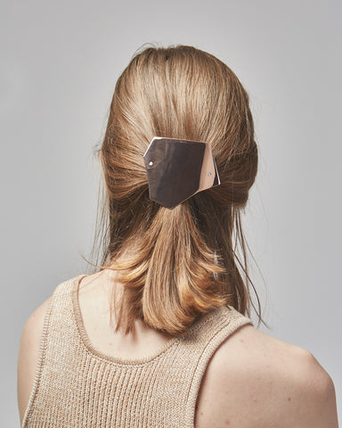 Barrette 089 in rose Gold