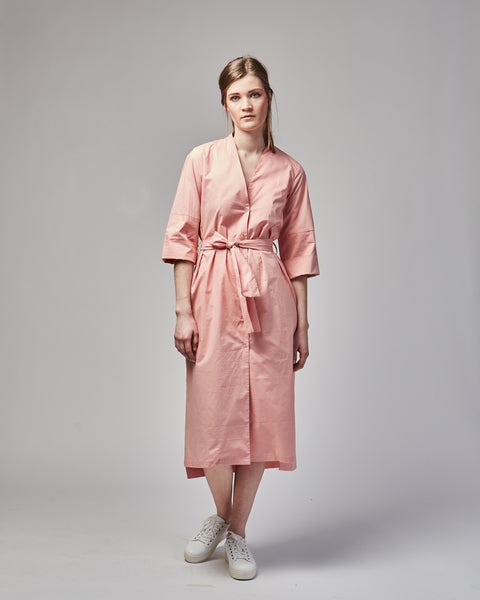 Matteo cut-out cotton dress