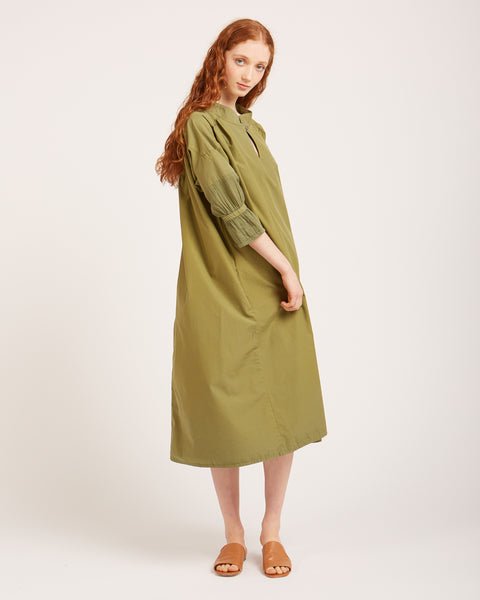 Venice dress in fern