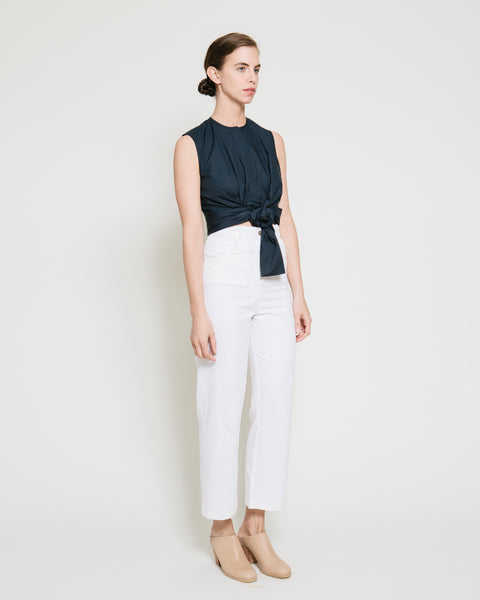 Sall Sleeveless Wrap Top - Founders & Followers - Gary Bigeni - 7