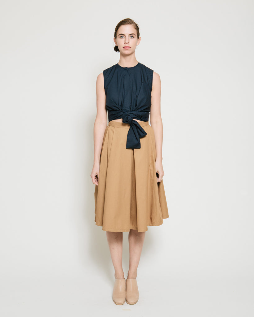 Kramer Pleated Skirt - Founders & Followers - Gary Bigeni - 1