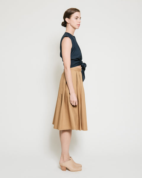 Kramer Pleated Skirt - Founders & Followers - Gary Bigeni - 3