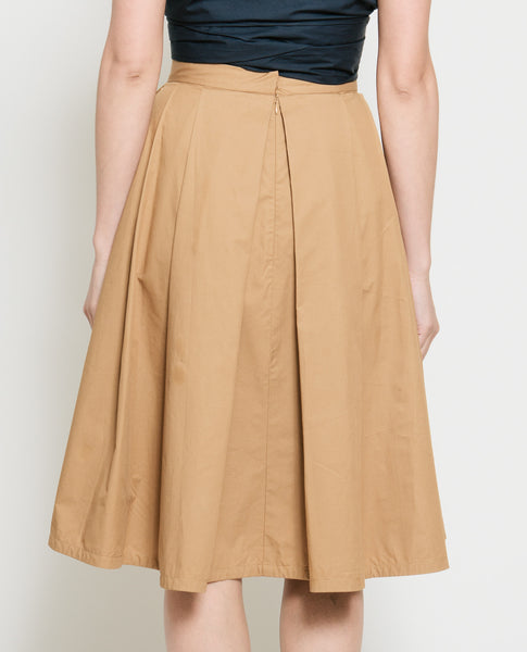 Kramer Pleated Skirt - Founders & Followers - Gary Bigeni - 5