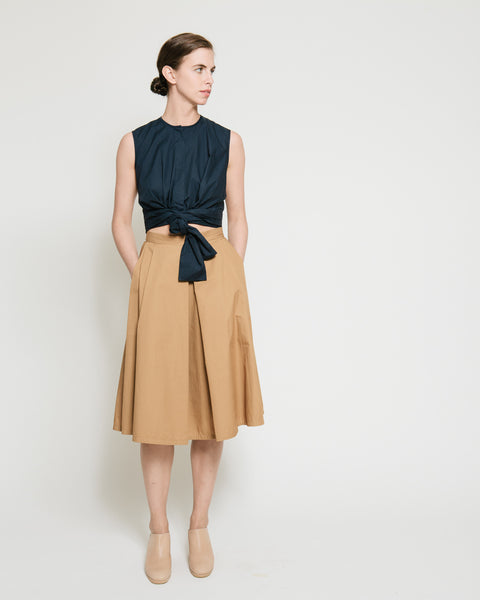 Kramer Pleated Skirt - Founders & Followers - Gary Bigeni - 6