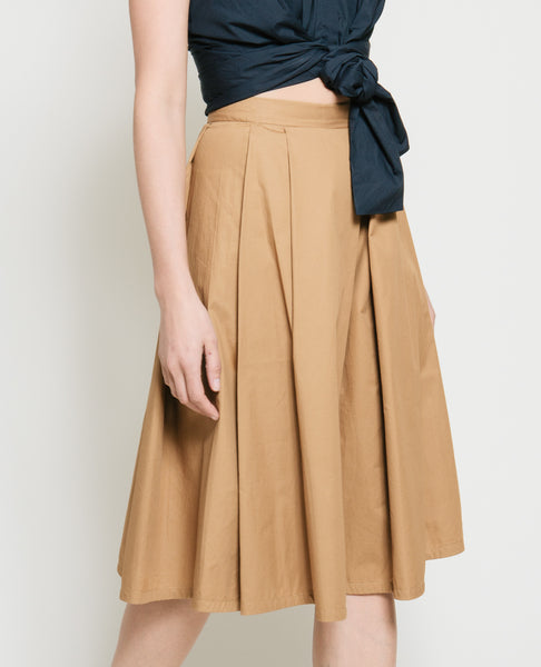 Kramer Pleated Skirt - Founders & Followers - Gary Bigeni - 7
