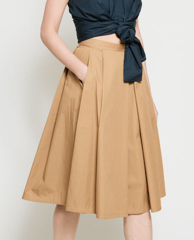 Kramer Pleated Skirt - Founders & Followers - Gary Bigeni - 9