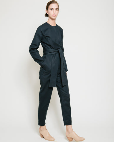 Oscar Wrap Jumpsuit - Founders & Followers - Gary Bigeni - 1