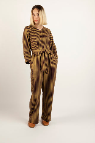 Jacob jumpsuit in trapeze