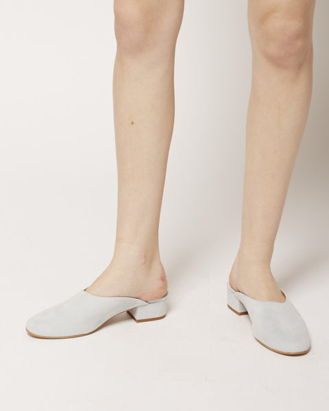 Pia Shoes in Light Blue