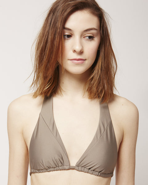 Seine Top in taupe