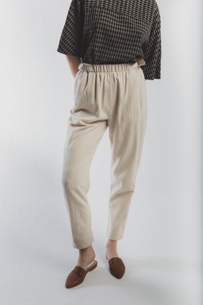 Martine pants in cream