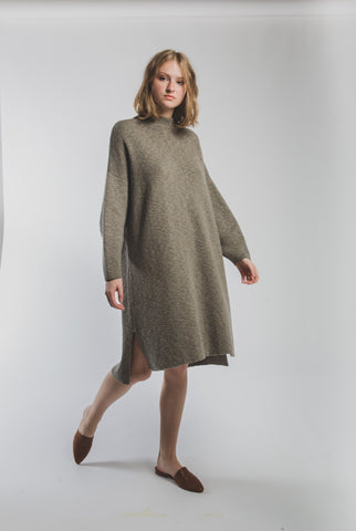 Malena sweater dress