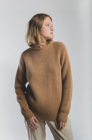 Troy Alpaca Turtleneck
