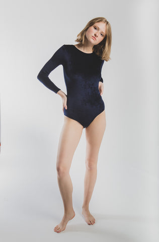 Humero Body in midnight Velours