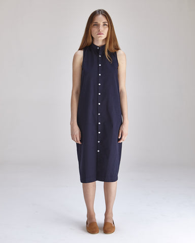 Lucy Dress in Navy - Founders & Followers - Ilana Kohn - 1