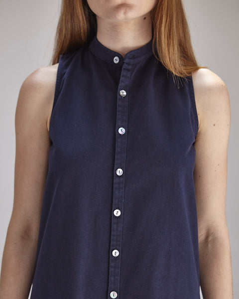 Lucy Dress in Navy - Founders & Followers - Ilana Kohn - 6