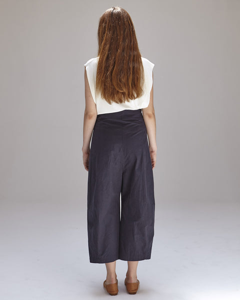 Morris Pants in Navy - Founders & Followers - Caron Callahan - 3