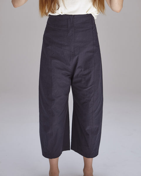 Morris Pants in Navy - Founders & Followers - Caron Callahan - 5