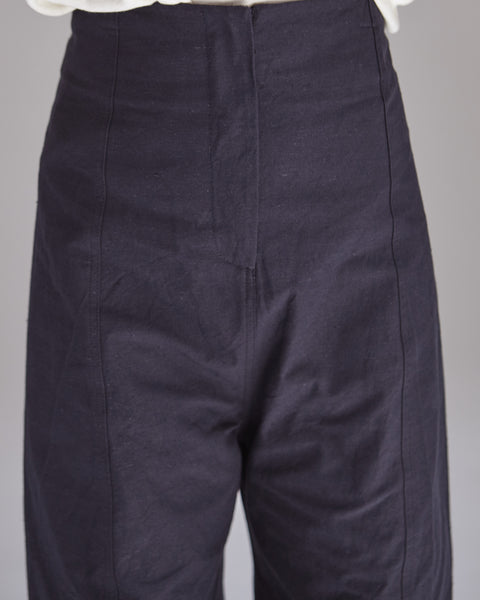Morris Pants in Navy - Founders & Followers - Caron Callahan - 6