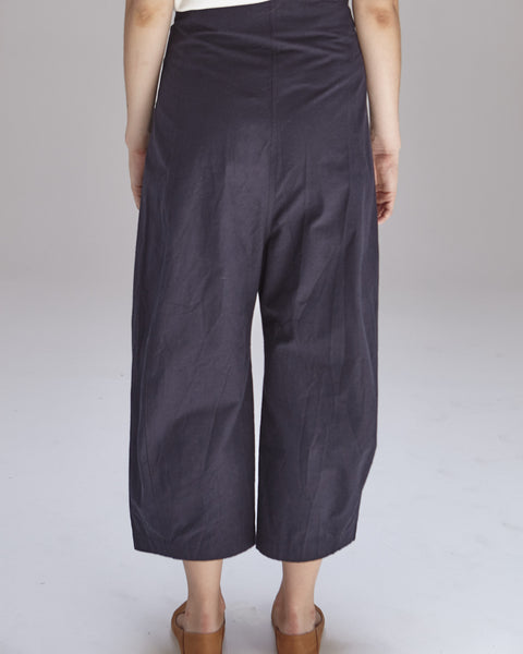 Morris Pants in Navy - Founders & Followers - Caron Callahan - 7