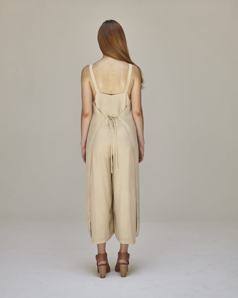 Florence Jumpsuit in Buff - Founders & Followers - Shaina Mote - 4