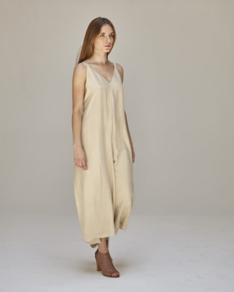 Florence Jumpsuit in Buff - Founders & Followers - Shaina Mote - 2