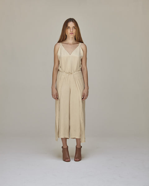 Florence Jumpsuit in Buff - Founders & Followers - Shaina Mote - 7