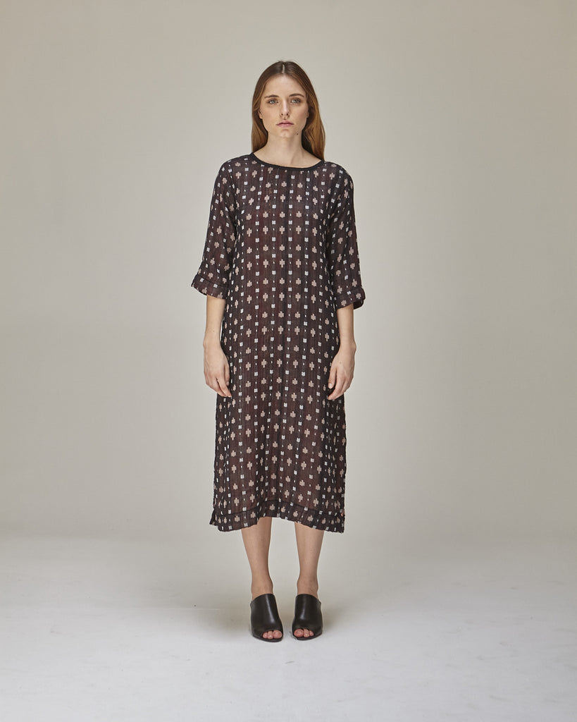 Eden dress in anisette - Founders & Followers - Ace & Jig - 1