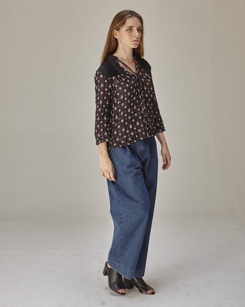 Constance top in anisette - Founders & Followers - Ace & Jig - 4