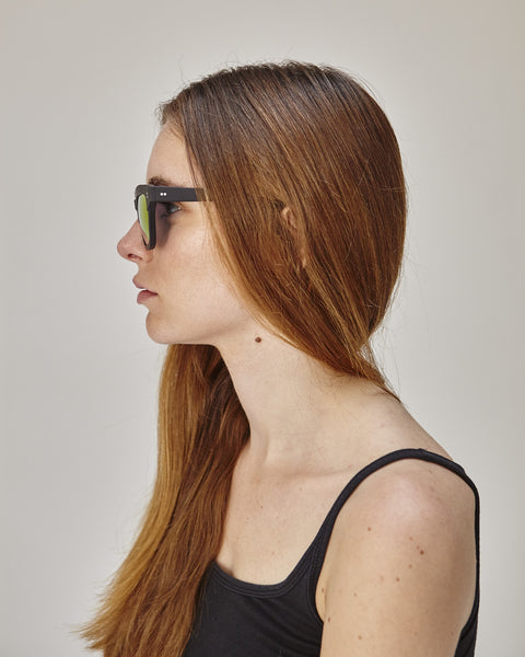 OC Dart Sunglasses in Black - Founders & Followers - Opening Ceremony - 3