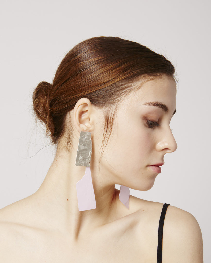 Contre Forme Earrings #3