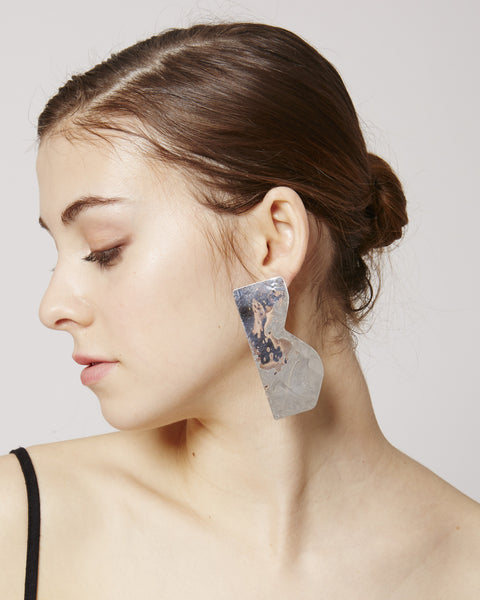 Contre Forme Earrings #4