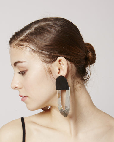 Contre Forme Earrings #1