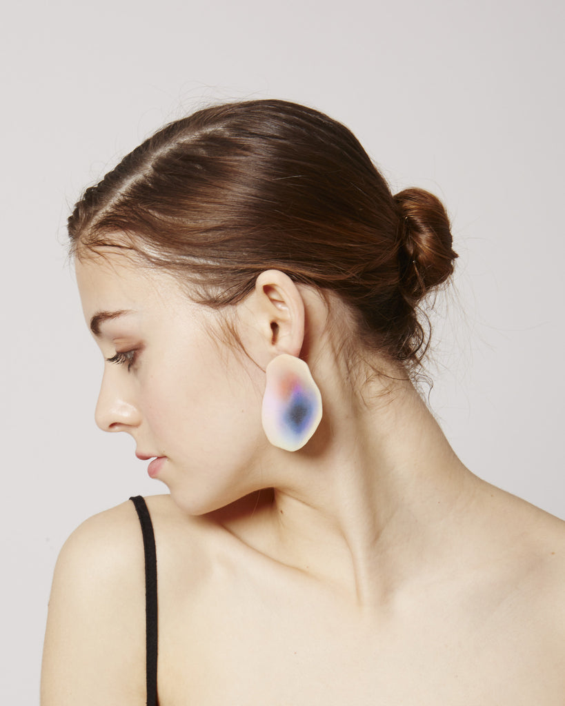 Puddle Earrings in multicolor