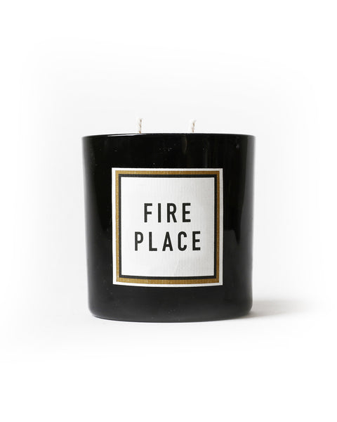 Fireplace Candle - Founders & Followers - Brooklyn Candle Studio - 2