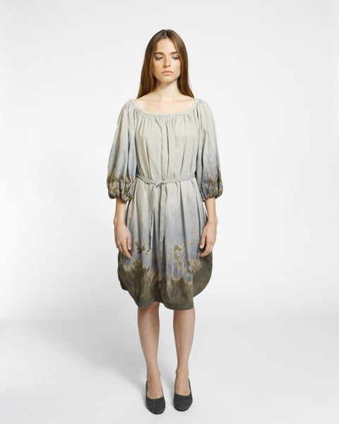 Solin tie-dyed dress - Founders & Followers - Rachel Comey - 2