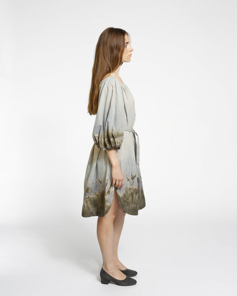 Solin tie-dyed dress - Founders & Followers - Rachel Comey - 3