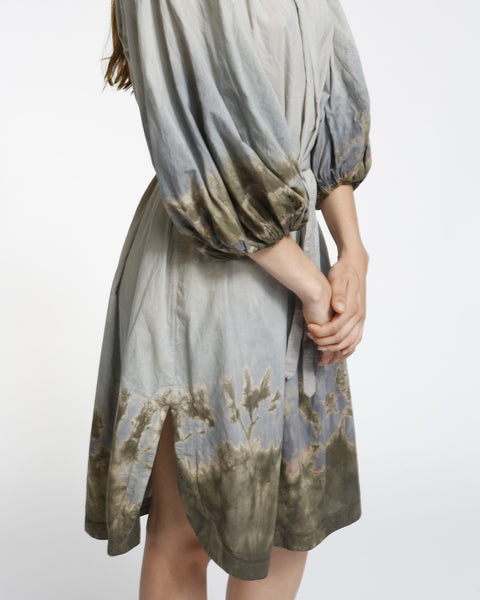 Solin tie-dyed dress - Founders & Followers - Rachel Comey - 6