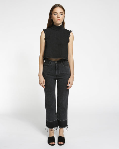 Cropped Una top - Founders & Followers - Rachel Comey - 2