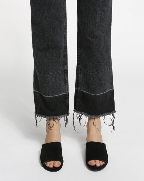 Slim Legion Denim Pant in black - Founders & Followers - Rachel Comey - 3