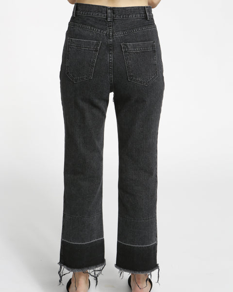 Slim Legion Denim Pant in black - Founders & Followers - Rachel Comey - 2