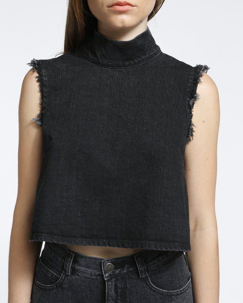 Cropped Una top - Founders & Followers - Rachel Comey - 1