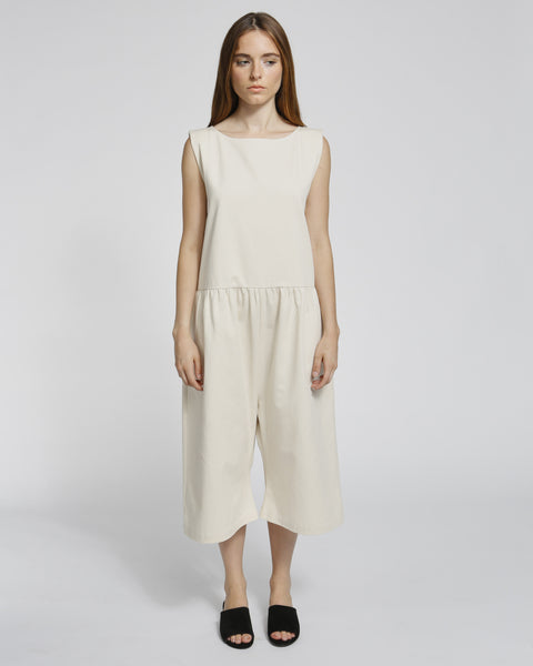 Kate Jumpsuit in Cream - Founders & Followers - Ilana Kohn - 1