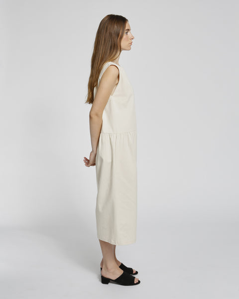 Kate Jumpsuit in Cream - Founders & Followers - Ilana Kohn - 2