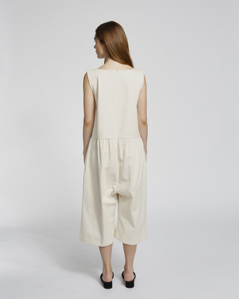 Kate Jumpsuit in Cream - Founders & Followers - Ilana Kohn - 3