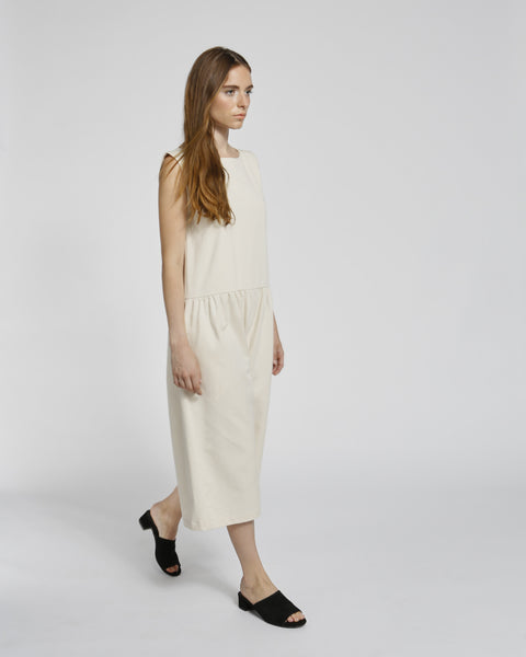 Kate Jumpsuit in Cream - Founders & Followers - Ilana Kohn - 4