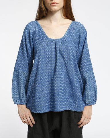 Juliet top in echo - Founders & Followers - Ace & Jig - 1