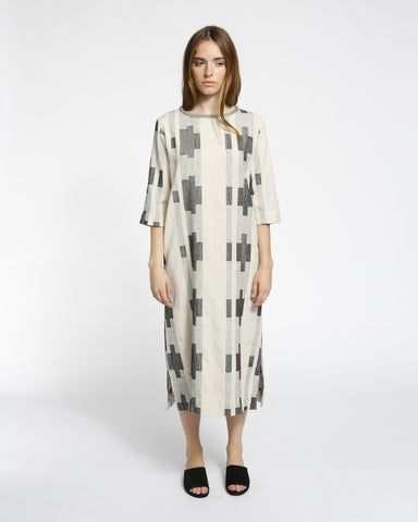 Eden dress in mural - Founders & Followers - Ace & Jig - 1