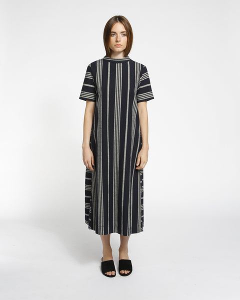 Margaret dress in Selvedge - Founders & Followers - Ace & Jig - 3