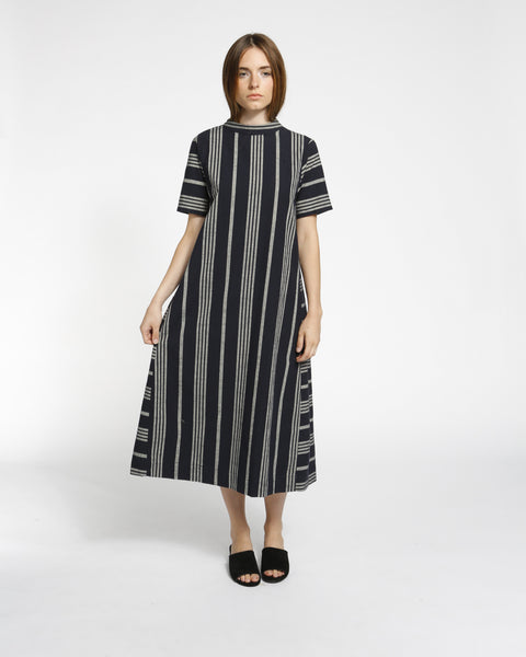 Margaret dress in Selvedge - Founders & Followers - Ace & Jig - 5